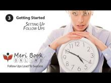 How To Use Follow Ups - With Meribook Online Note Taking Software