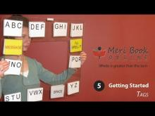 How To Use Tags - With Meribook Online Note Taking Software